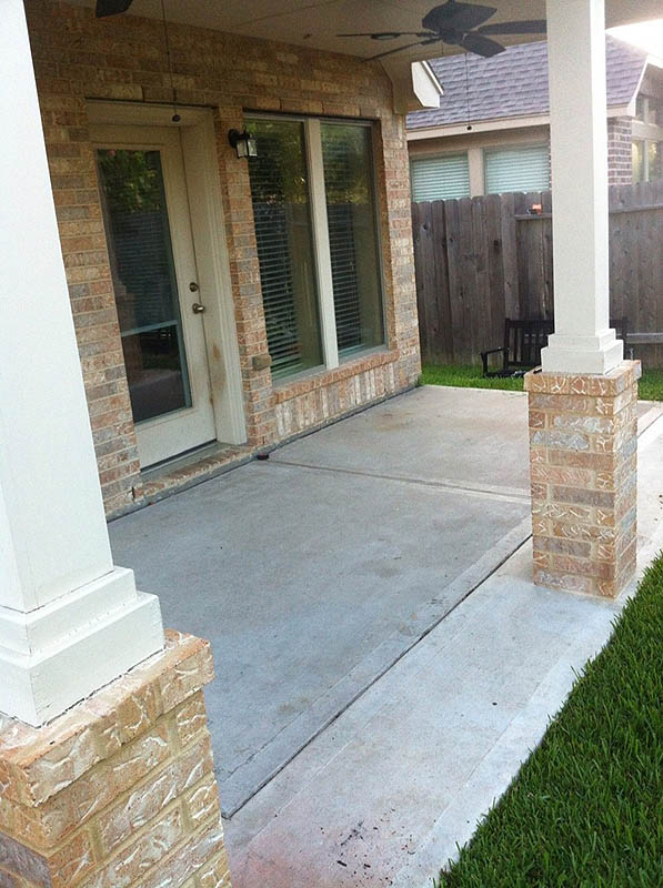 We Can Often Recolor The Floor (darker Only) And Reseal And Wax Making Them  Look As Good As The Day They Were Installed. Exterior Concrete ...