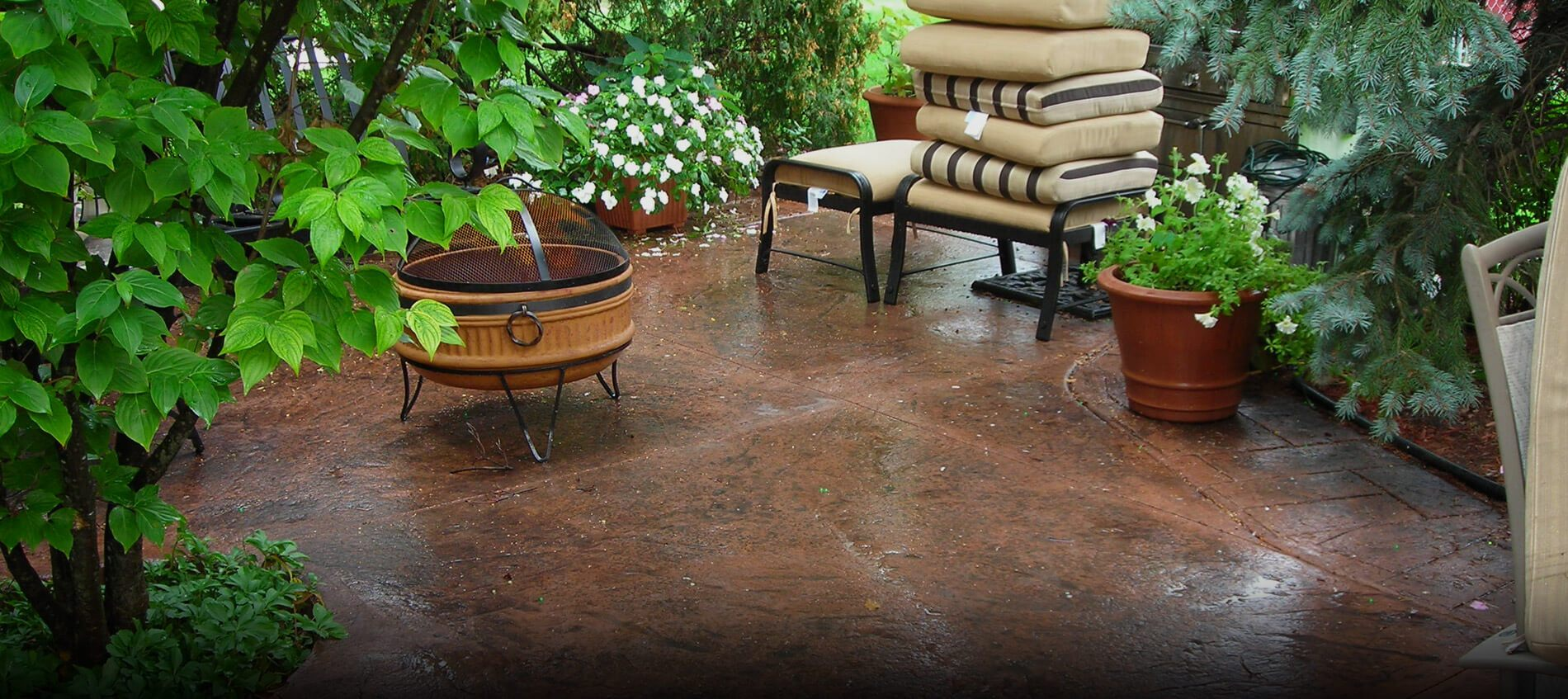 Stained Concrete Houston